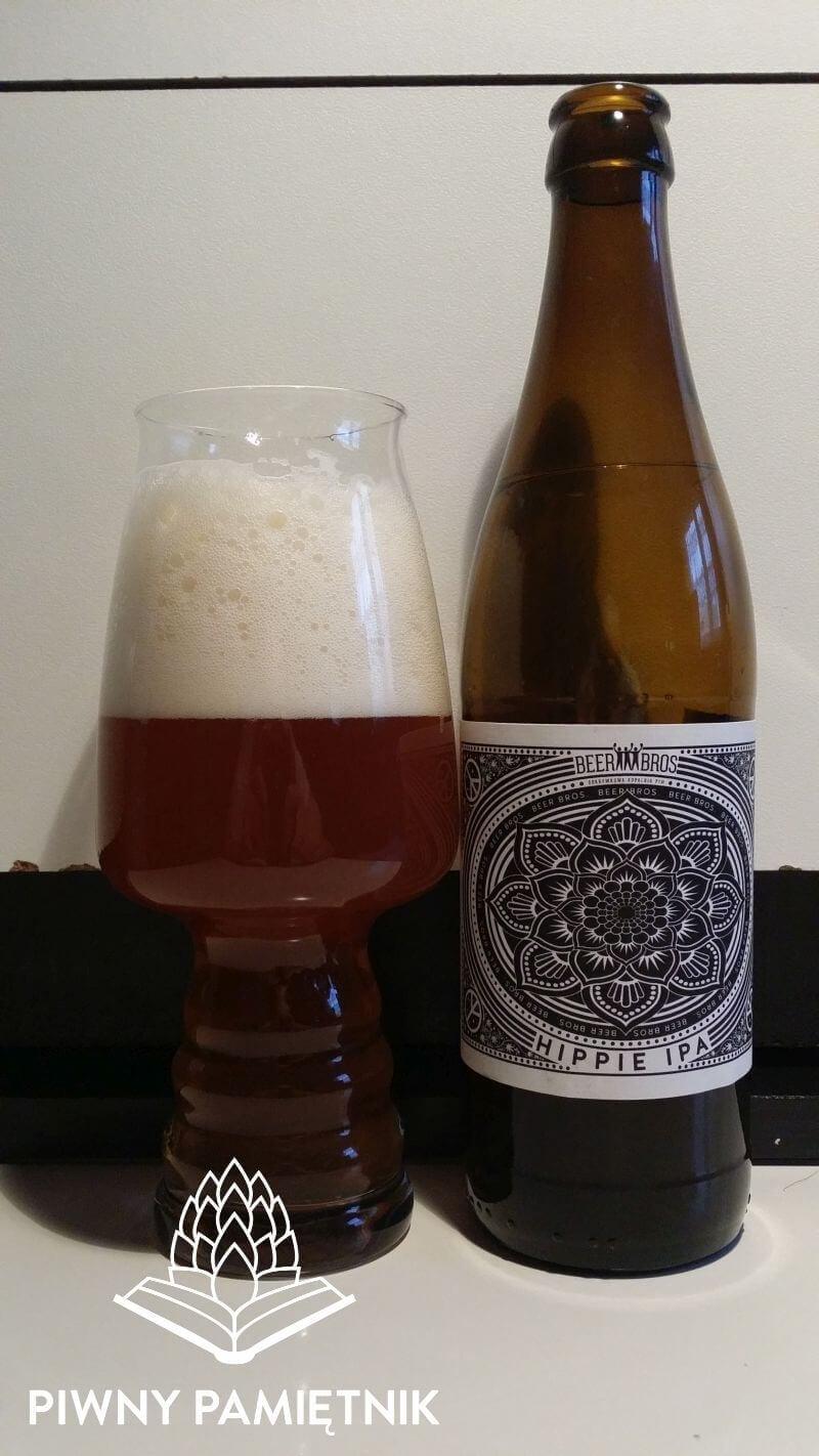 Hippie IPA z Browaru Beer Bros