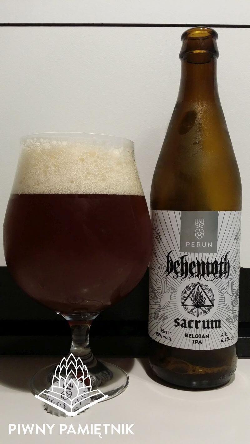 Behemtoh Sacrum z Browary Perun