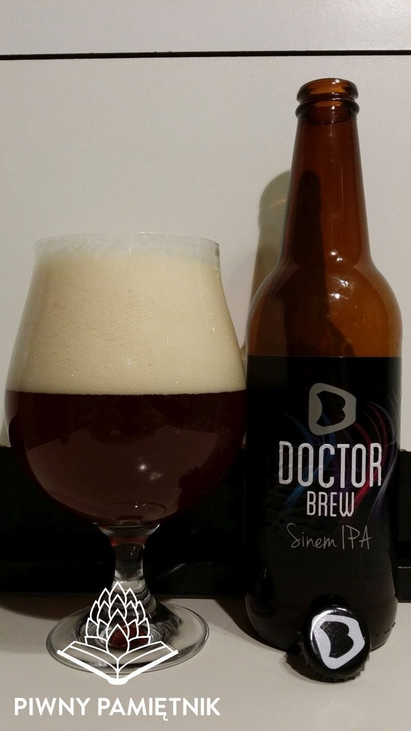 Sinem IPA z Browaru Doctor Brew