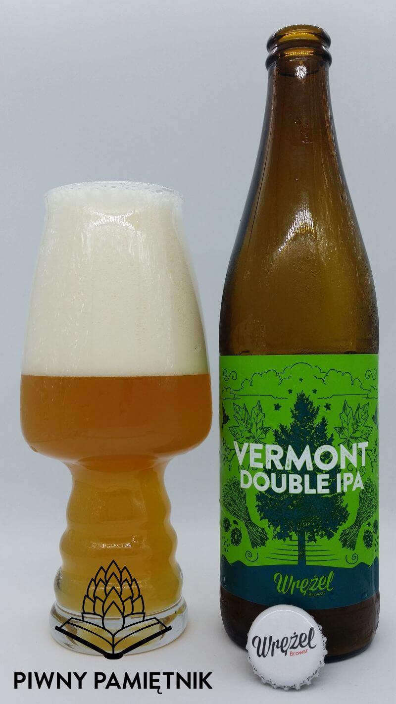 Vermont Double IPA z Browaru Wrężel