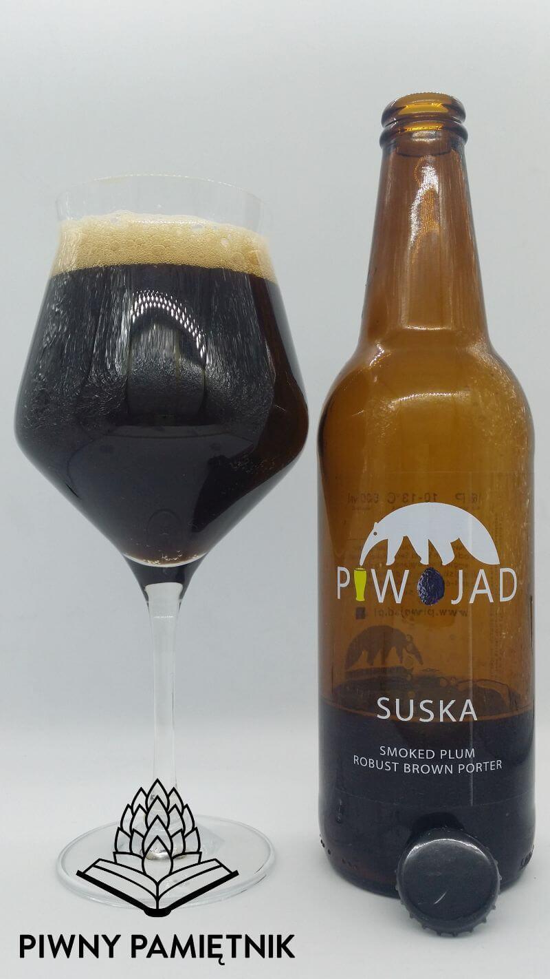 Suska z Browaru Piwojad