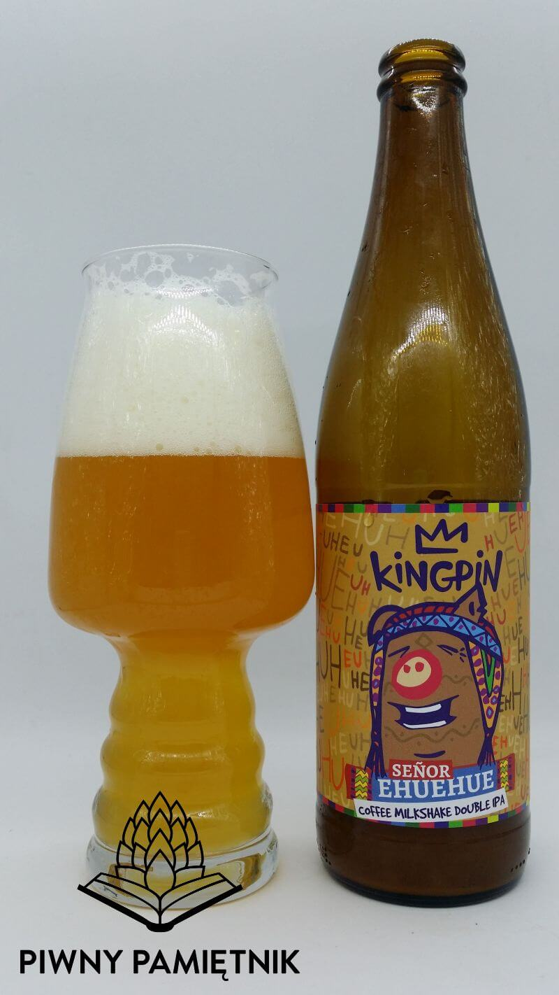 Señor Ehuehue z Browaru Kingpin