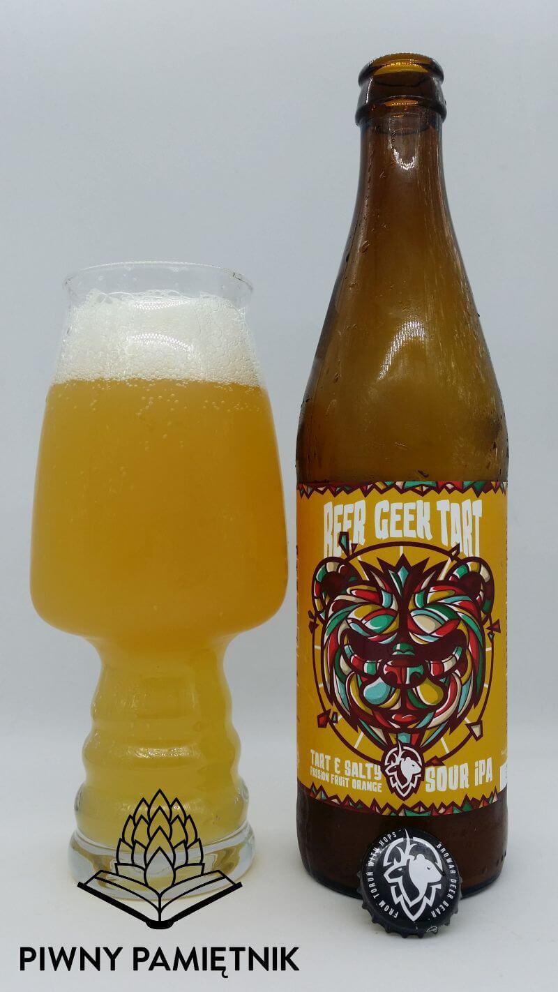 Beer Geek Tart z Browaru Deer Bear