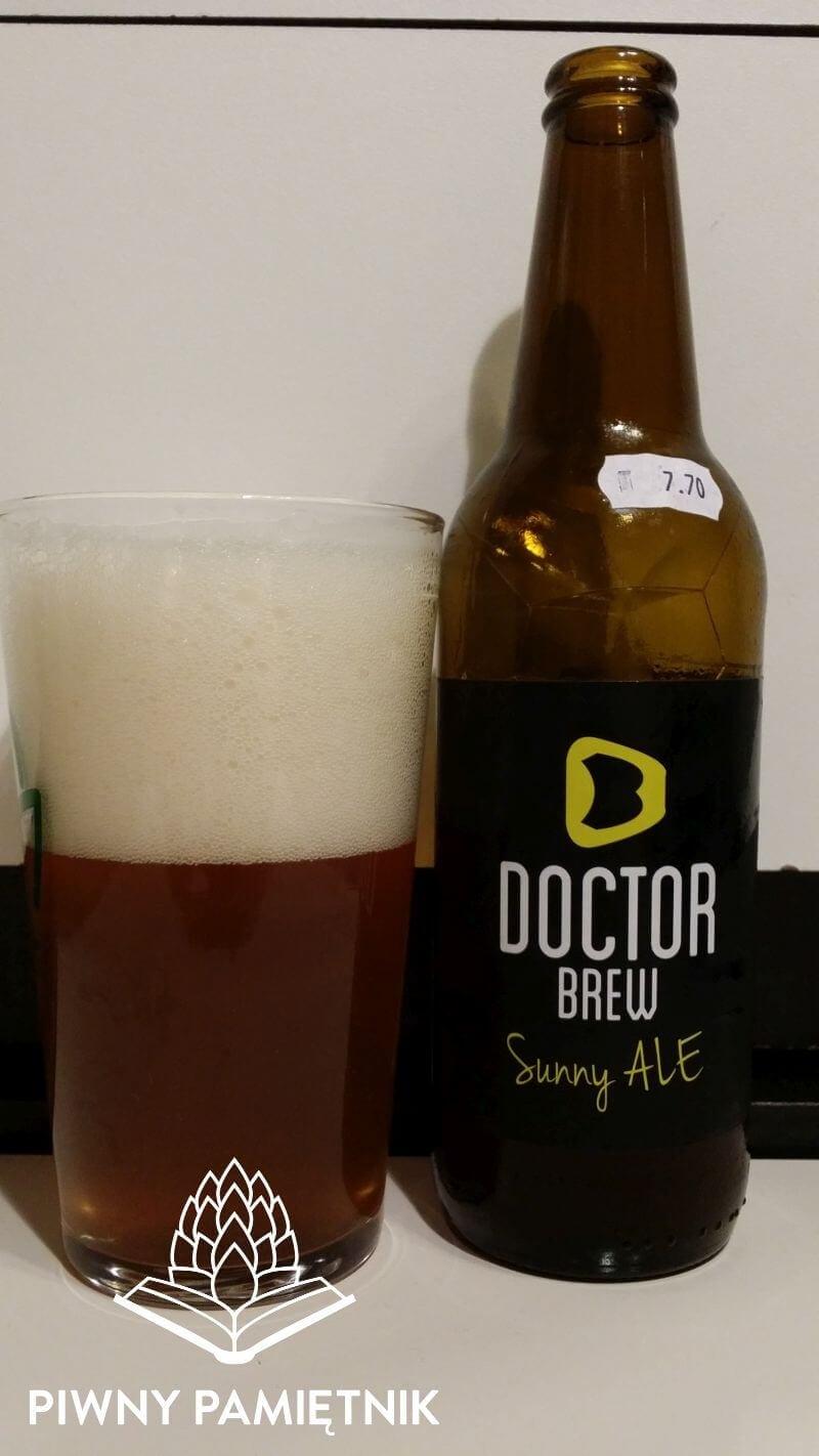 Sunny ALE z Browaru Doctor Brew