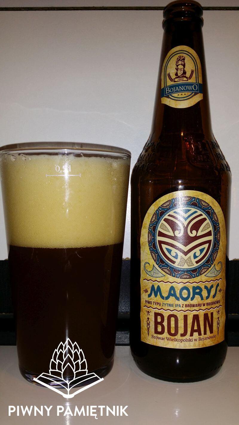 Bojan Maorys z Browaru Bojanowo z Browarów Regionalnych Jakubiak