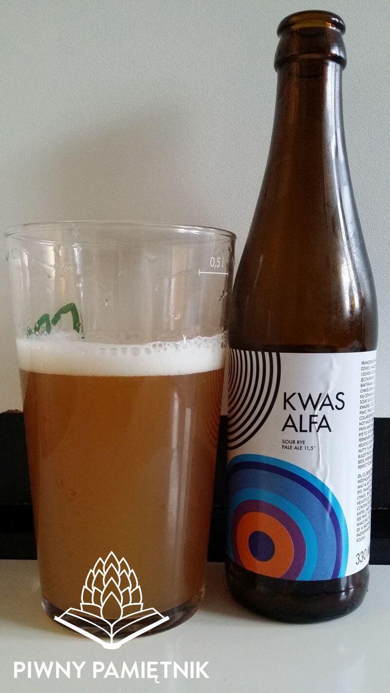 Kwas Alfa z kooperacji Browary Pinta i Browaru TO ØL