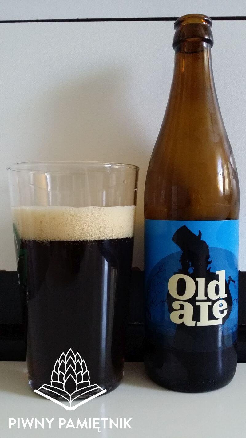 Old Ale z Browaru Birbant