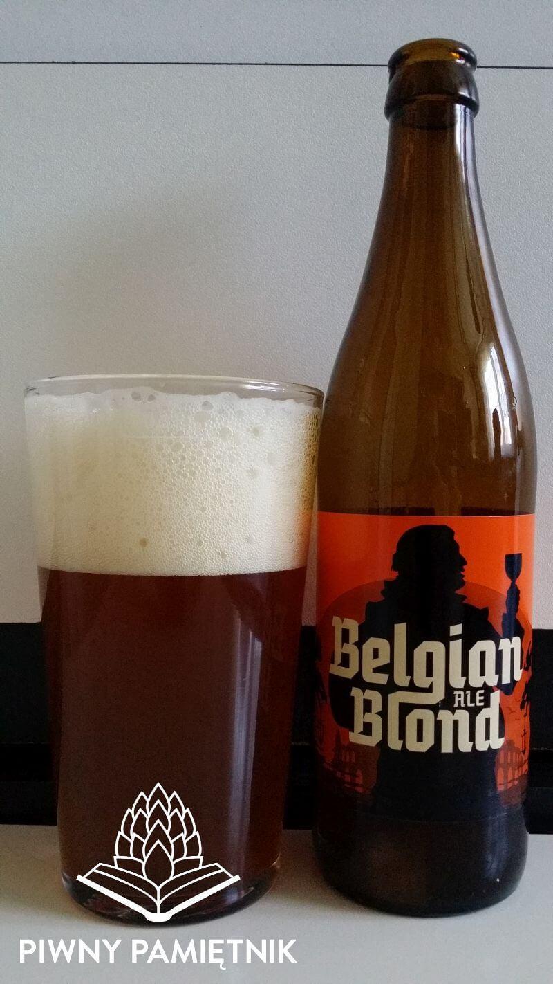 Belgian Blond Ale z Browaru Birbant