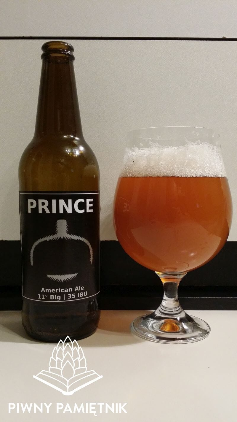 Prince z Browaru Wąsosz