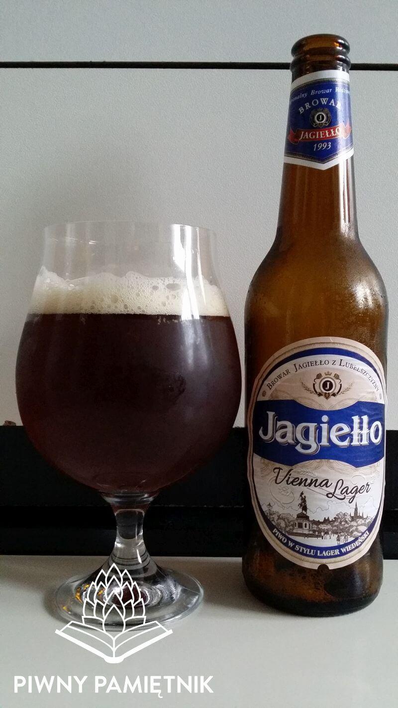 Jagiełło Veinna Lager z Browaru Jagiełło