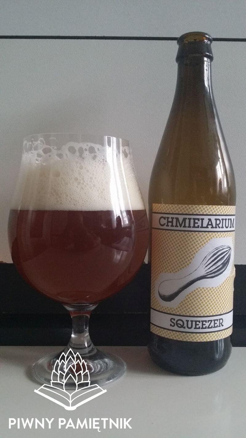 Squeezer z  Browaru Chmielarium