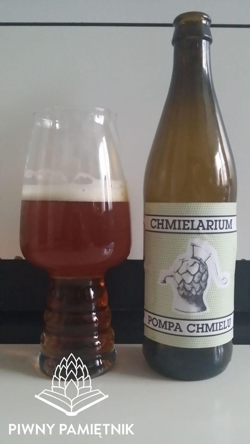 Pompa Chmielu z Browaru Chmielarium