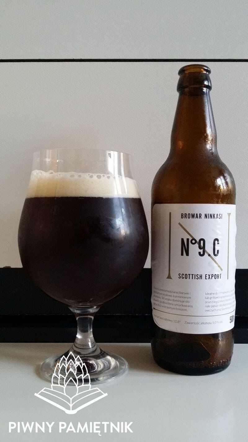 Nº9.C Scottish Export z Browaru Ninkasi
