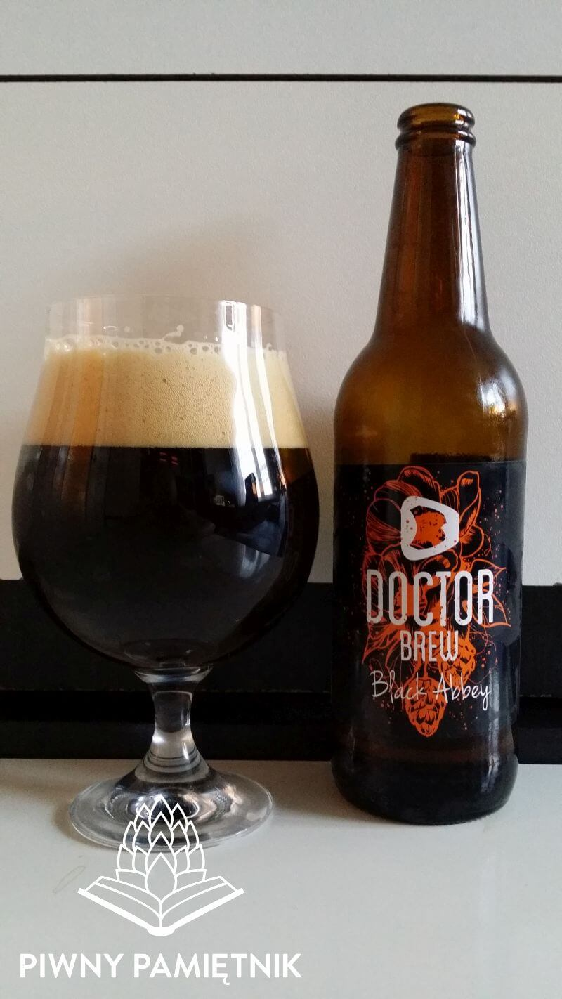 Black Abbey z Browaru Doctor Brew