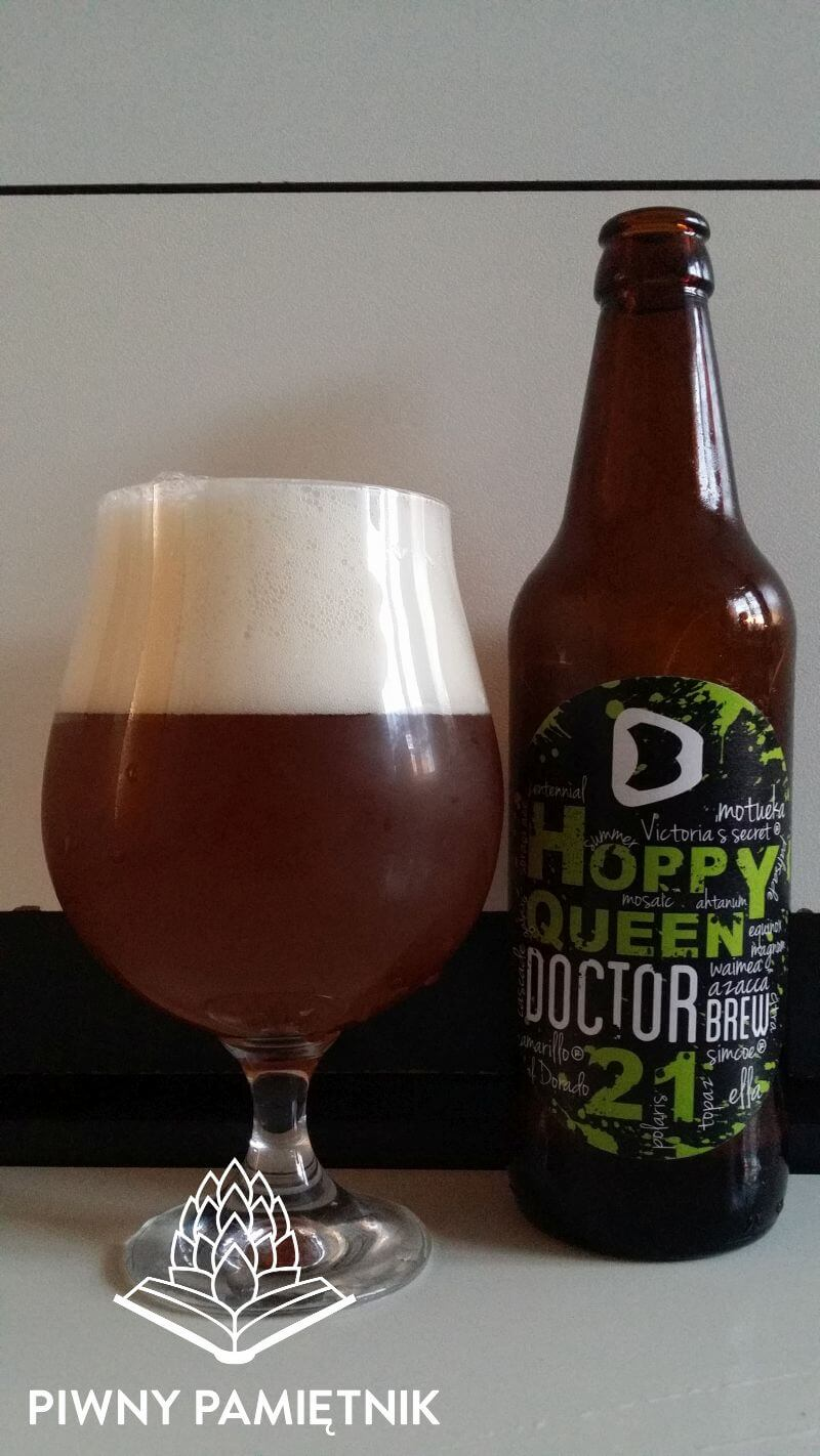 Hoppy Queen z Browaru Doctor Brew
