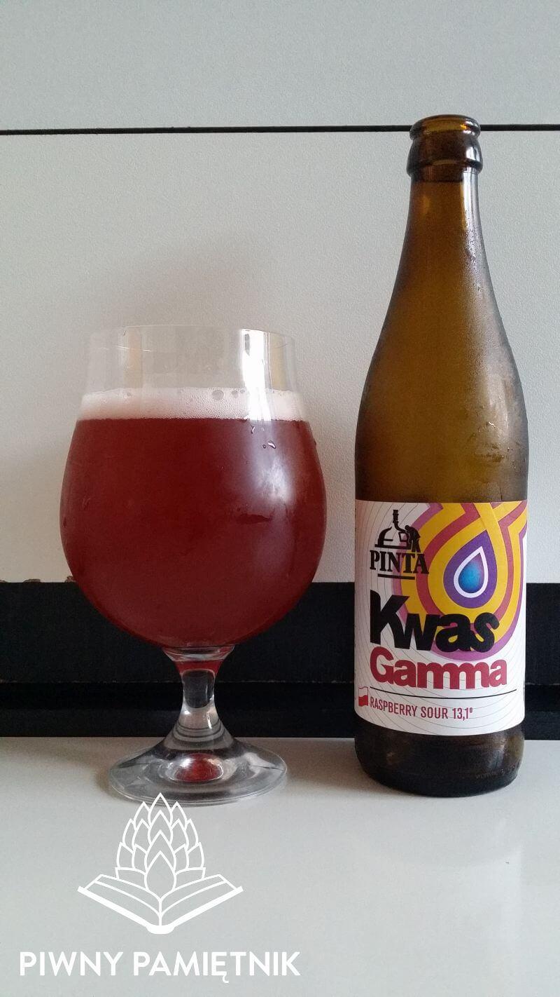 Kwas Gamma z Browaru Pinta
