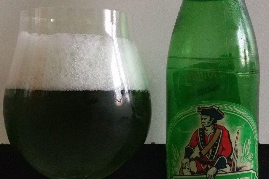 Irlandzkie Zielone z Browaru Krajan