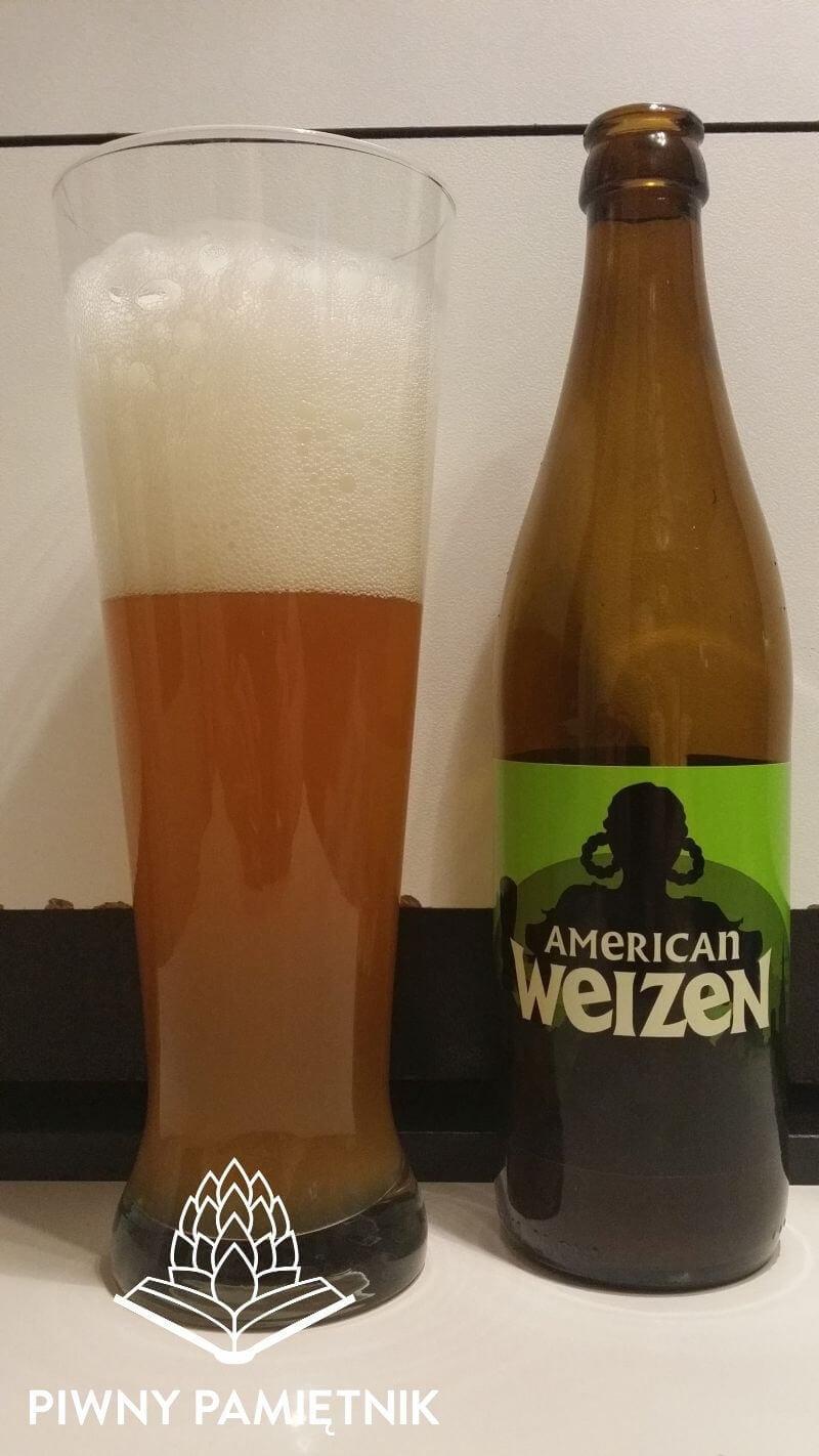 American Weizen z Browaru Birbant