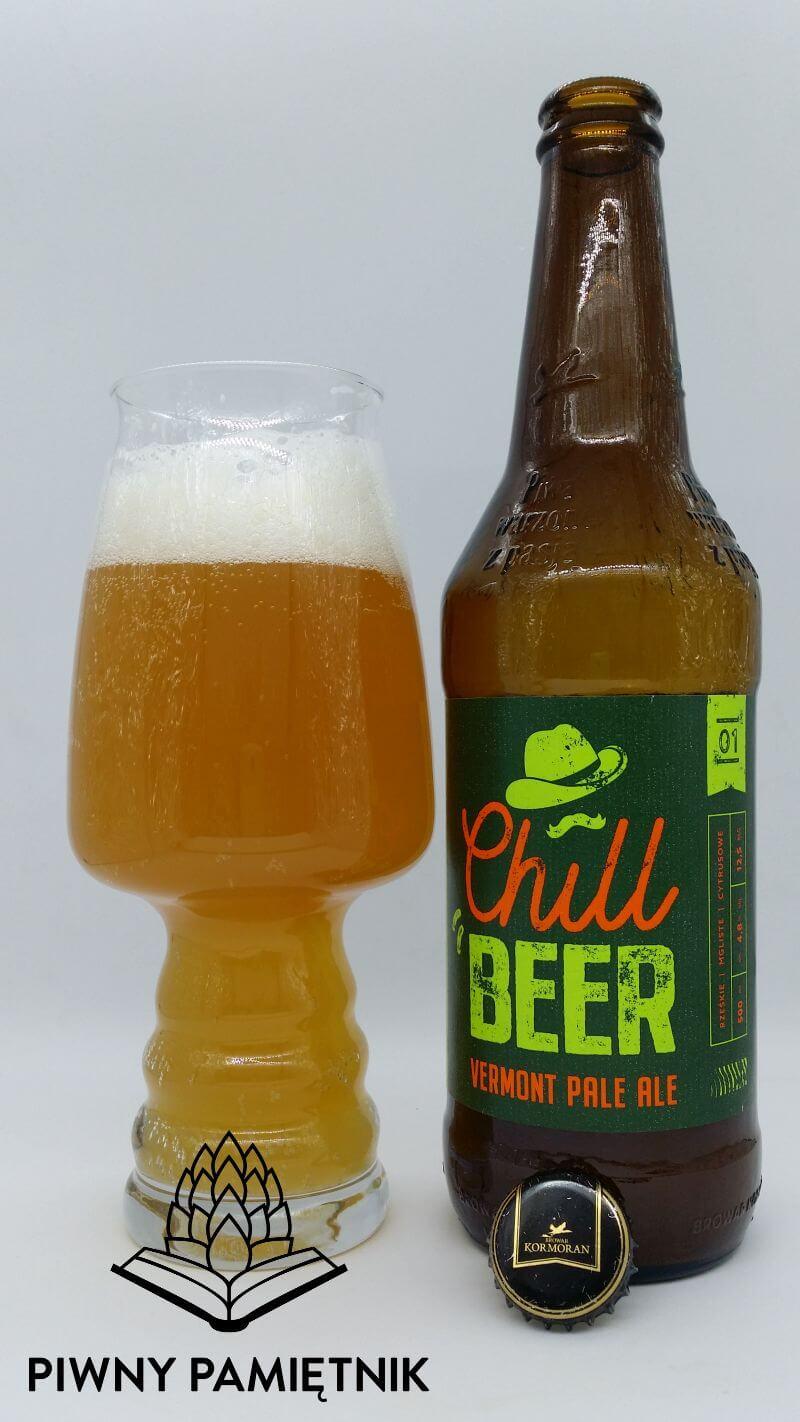 Chill Beer Vermont Pale Ale z Browaru Kormoran