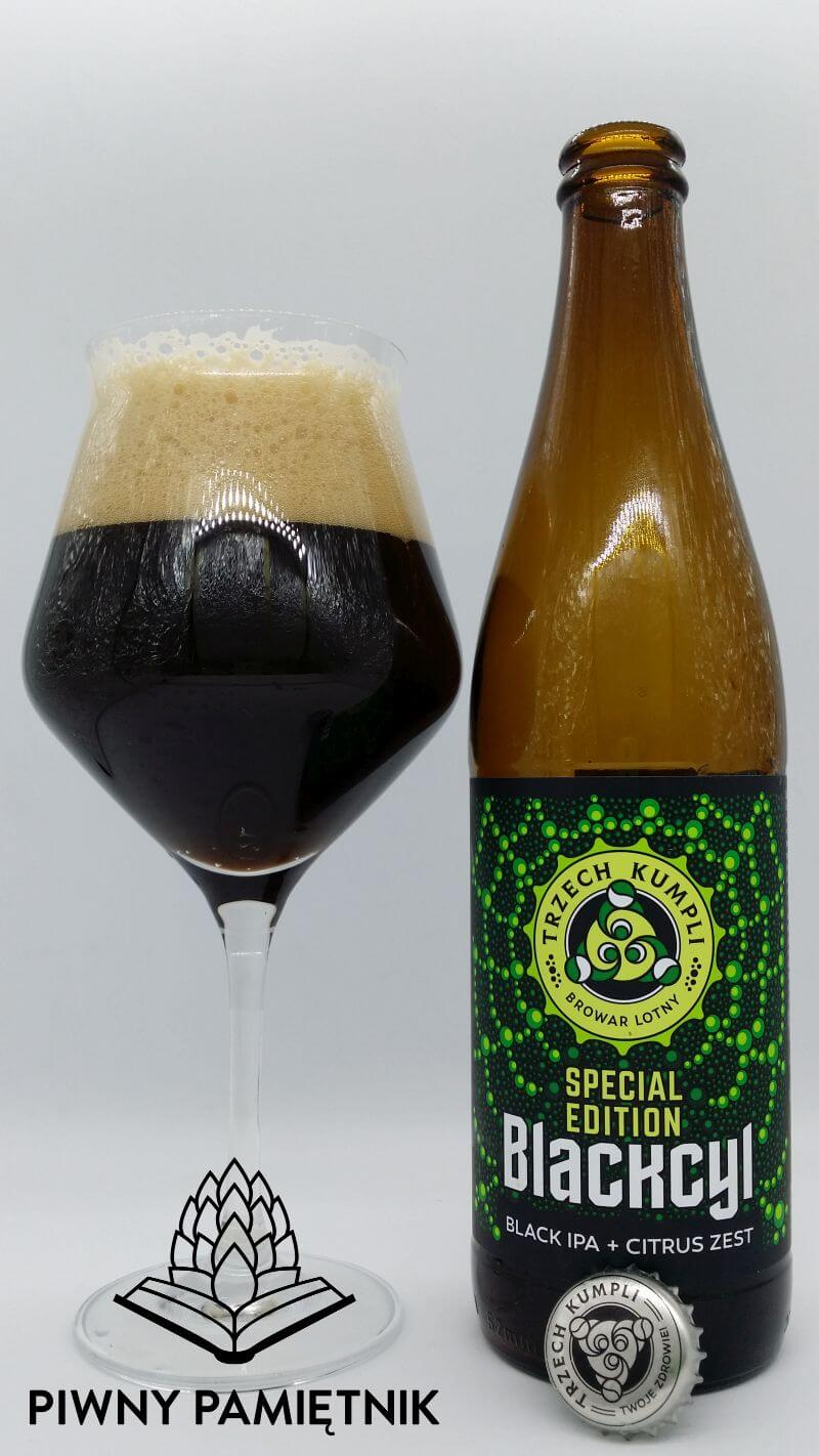 Blackcyl Special Edition z Browaru Trzech Kumpli