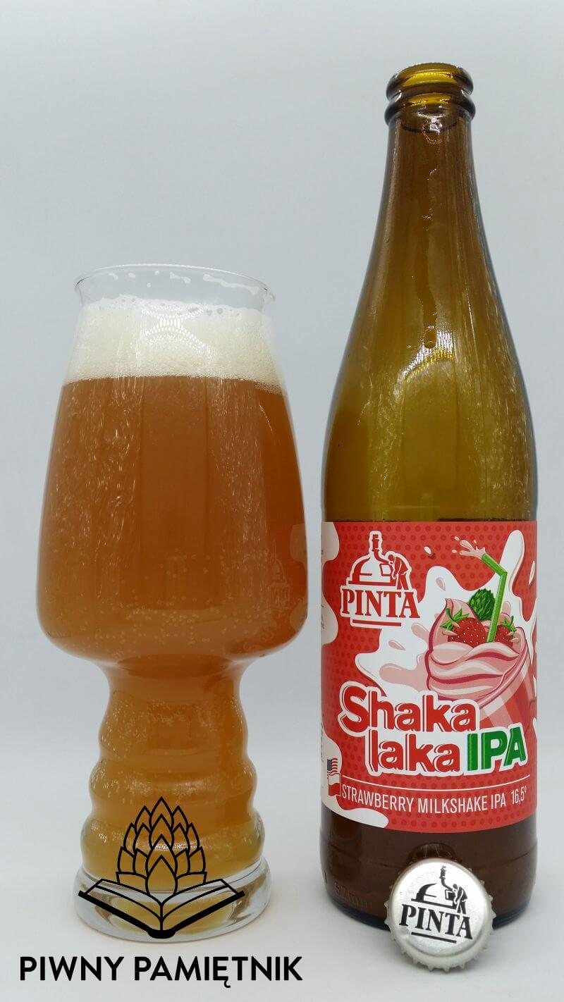 Shakalaka IPA z Browaru Pinta