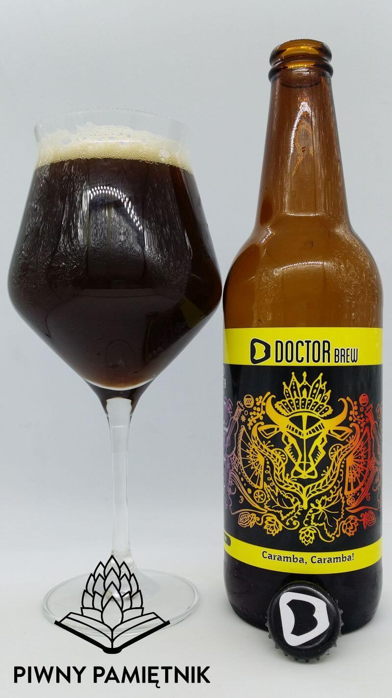 Caramba, Caramba!  z Browaru Doctor Brew