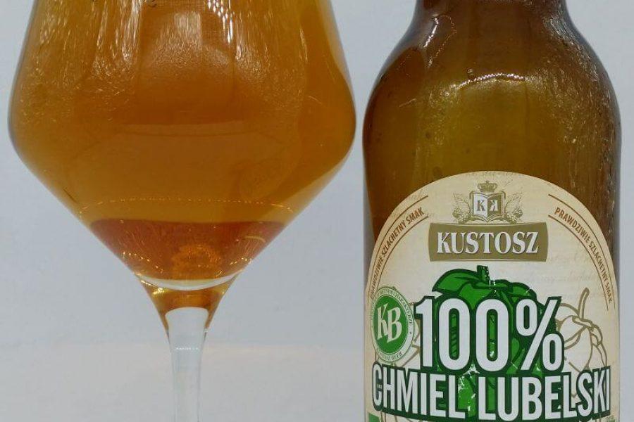 Kustosz 100% Chmiel Lubelski z Browaru Van Pur