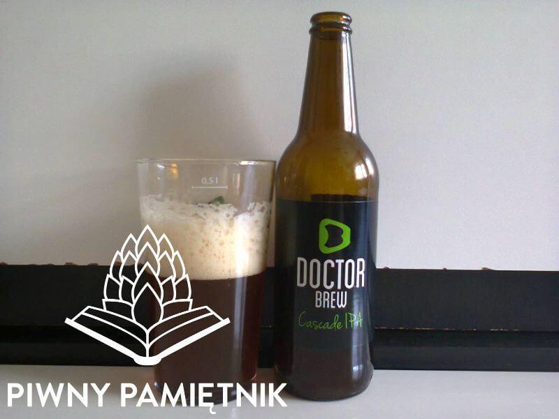 Cascade IPA z Browaru Doctor Brew