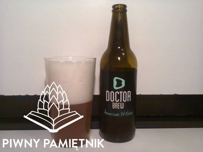 American Witbier z Browaru Doctor Brew
