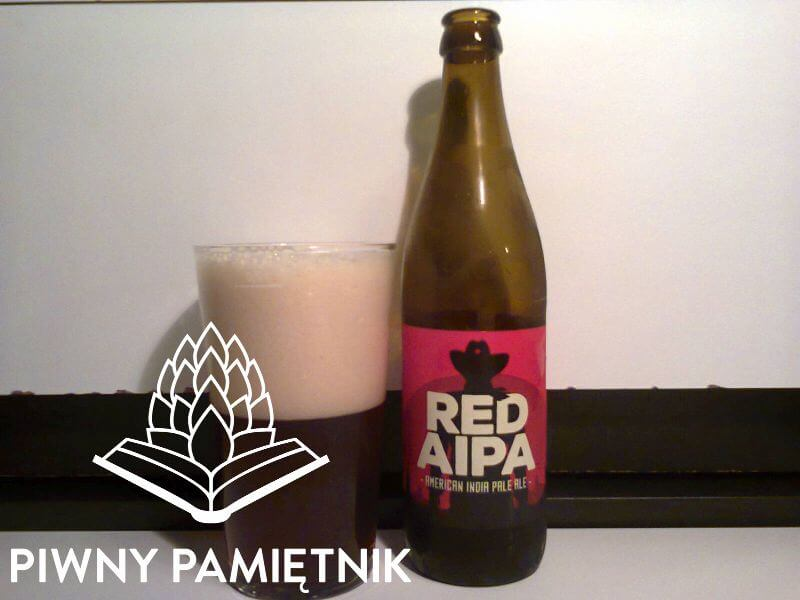 Red AIPA z Browaru Birbant