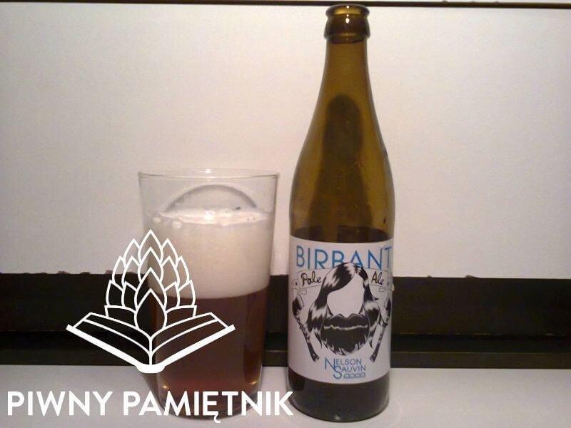Nelson Sauvin Pale Ale z Browaru Birbant