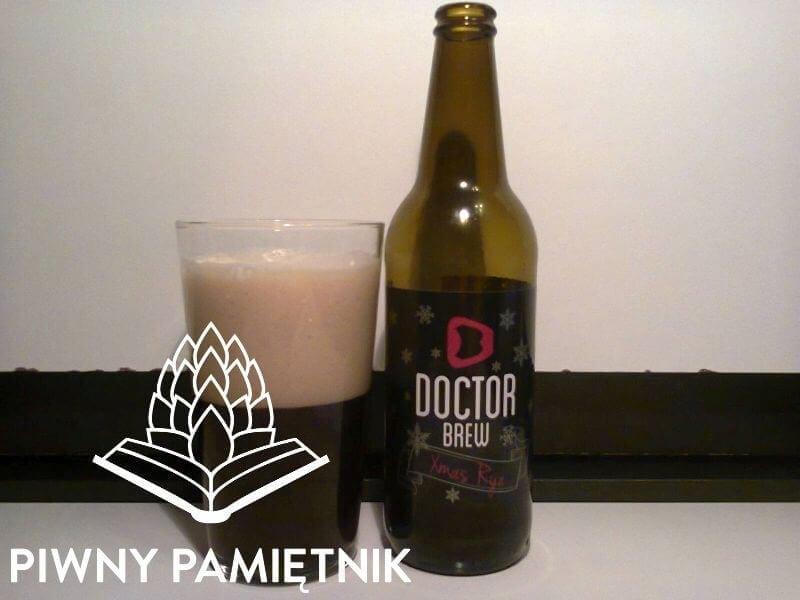 Xmas Rye z Browaru Doctor Brew