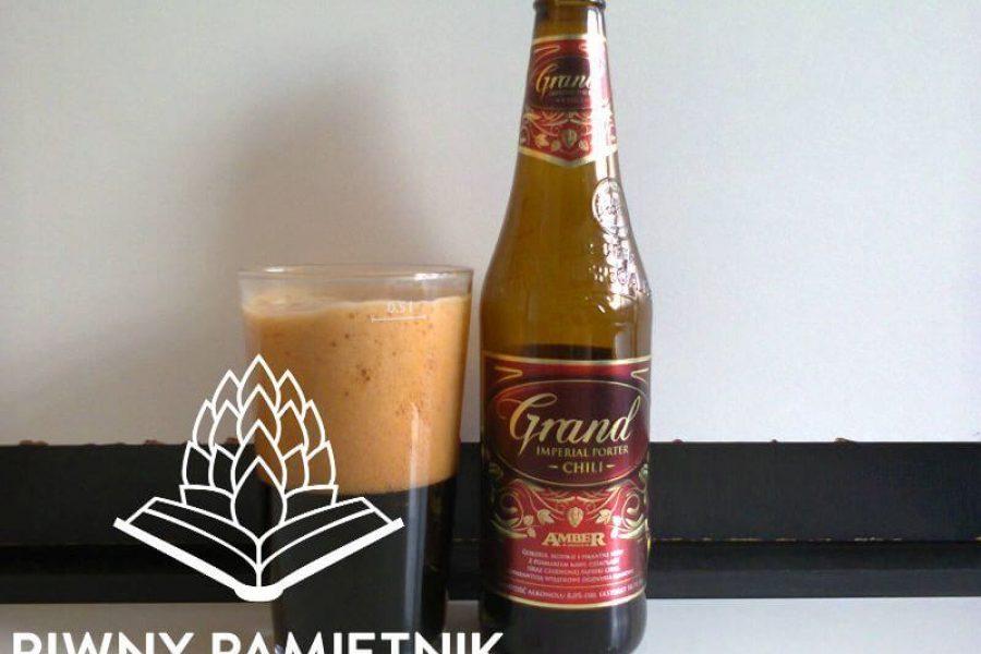 Grand Imperial Porter Chili z Browaru Amber