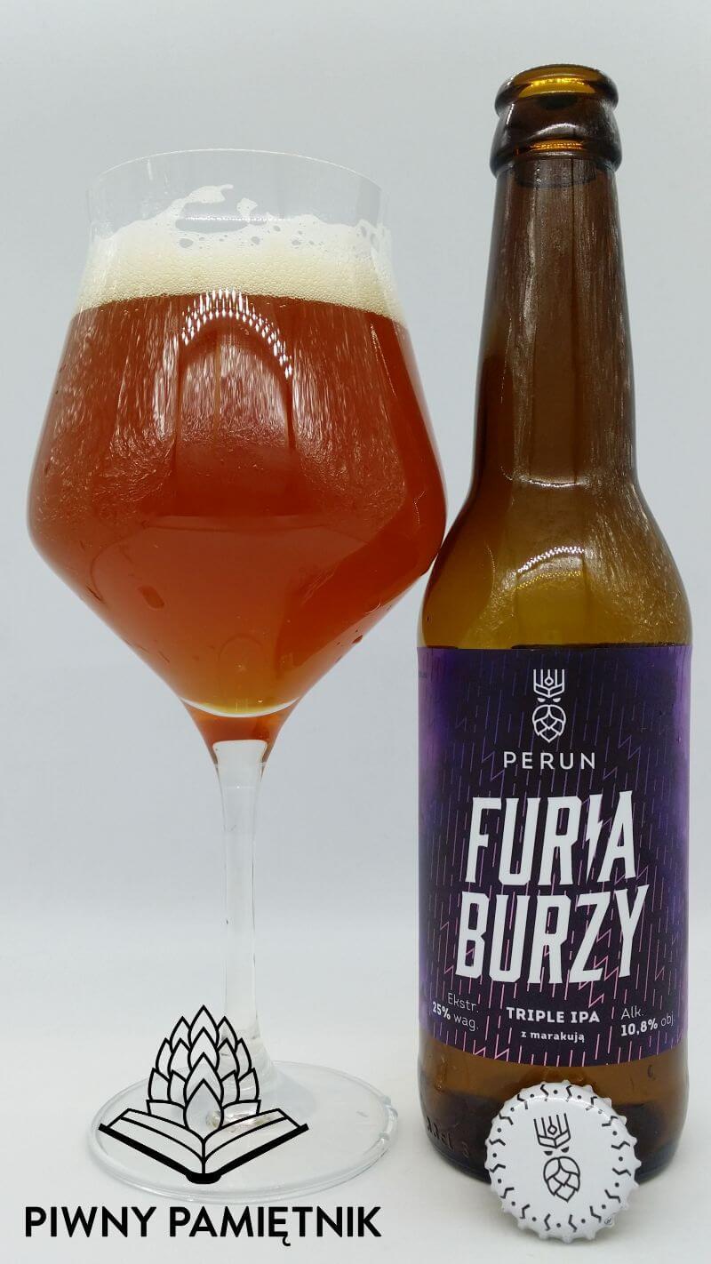 Furia Burzy z Browaru Perun