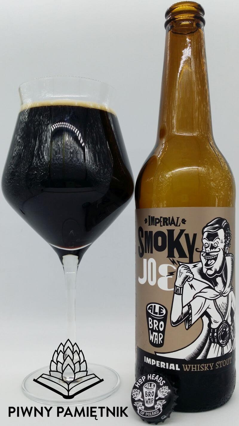 Imperial Smoky Joe z Browaru AleBrowar