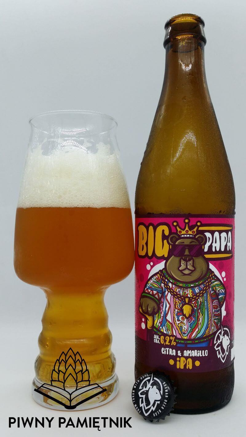 Big Papa z Browaru Deer Bear