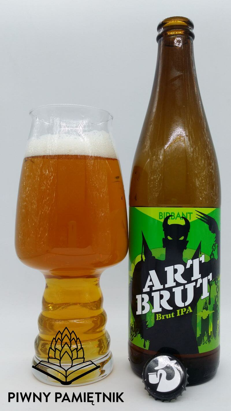 Art Brut z Browaru Birbant