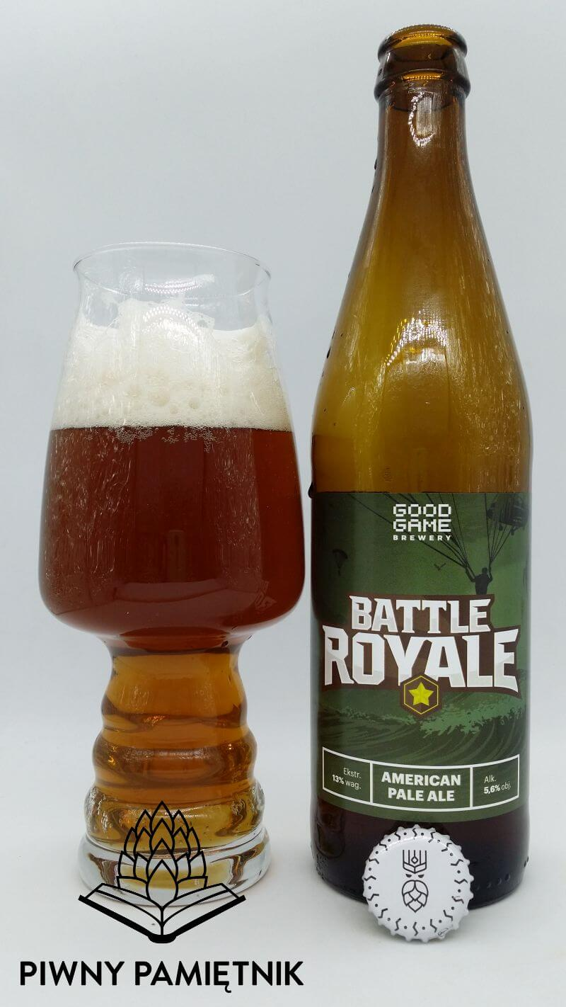 Battle Royale z Browaru Good Game Brewery