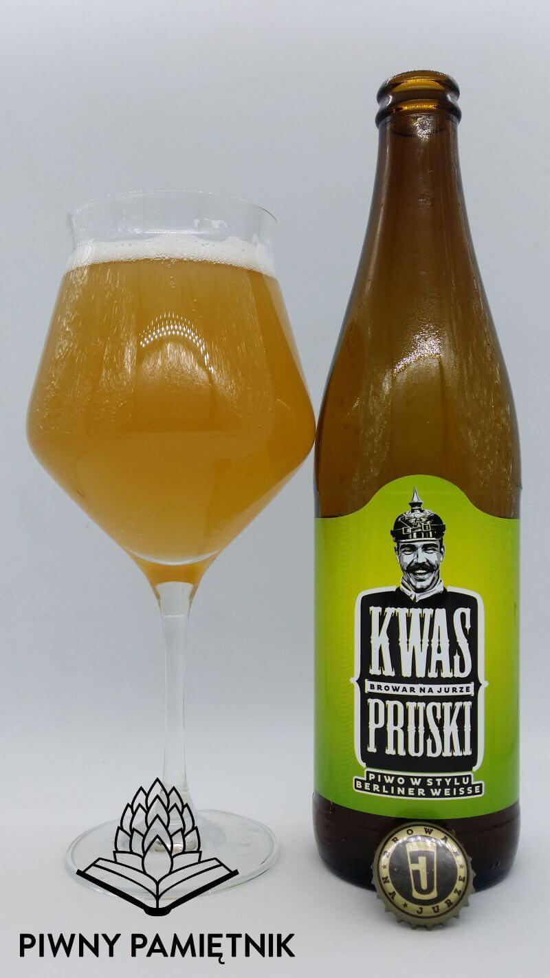 Kwas Pruski z Browaru Na Jurze