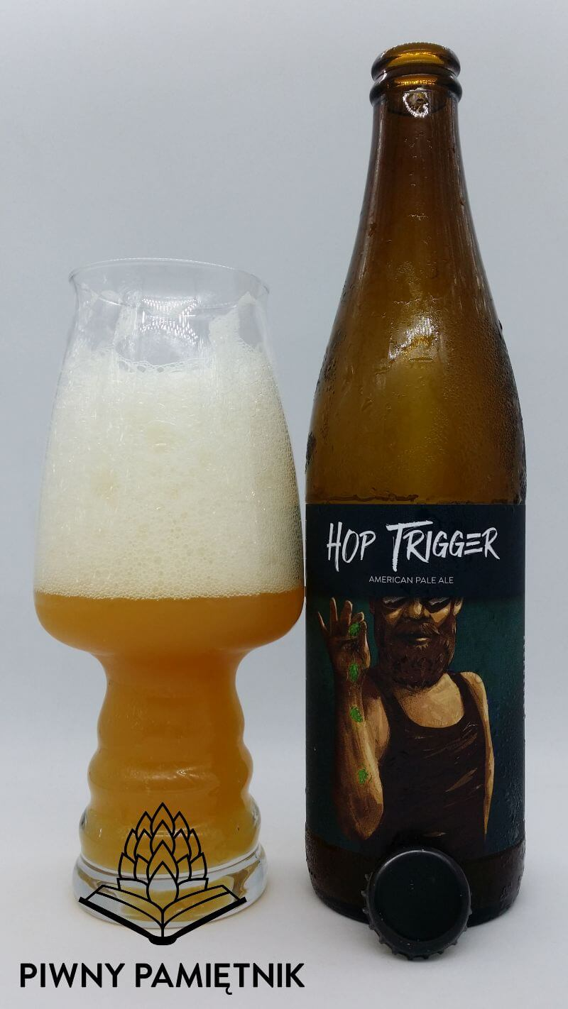 Hop Trigger z Browaru The Garage Monks