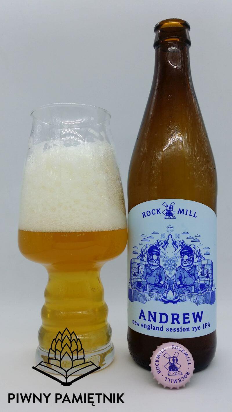 Andrew z Browaru Rockmill