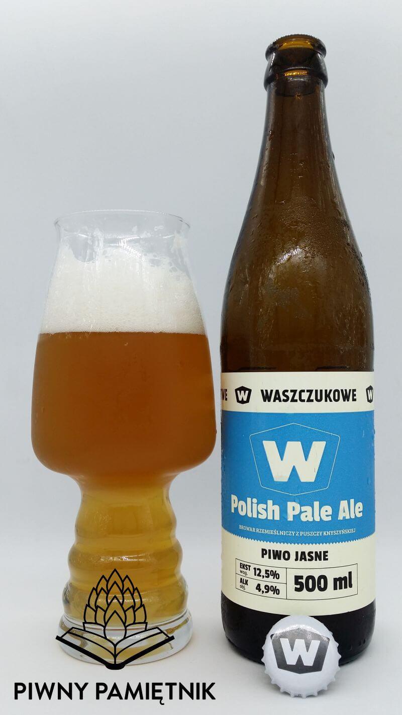 Polish Pale Ale z Browaru Waszczukowe