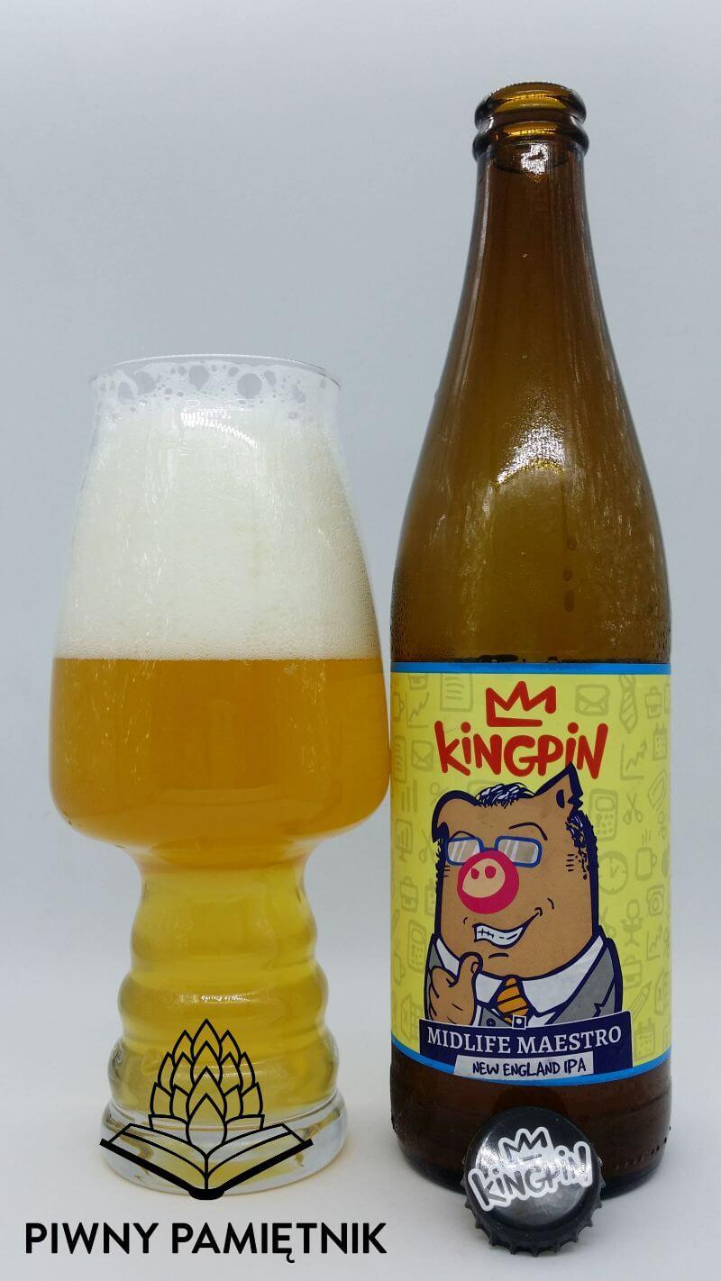 Kingpin Midlife z Browaru Kingpin