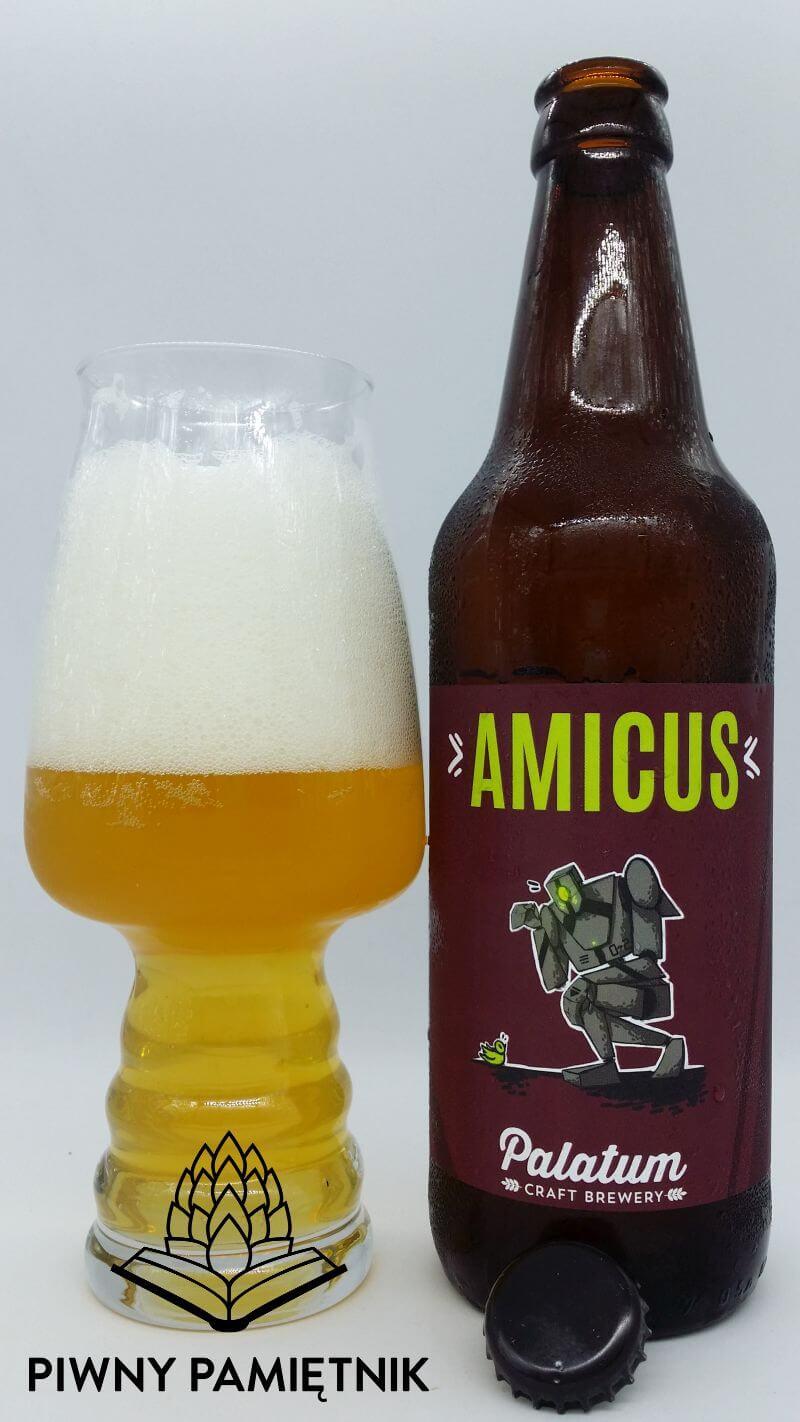 Amicus z Browaru Palatum