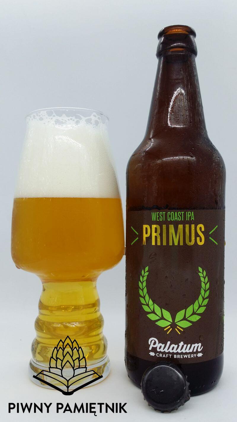Primus z Browaru Palatum