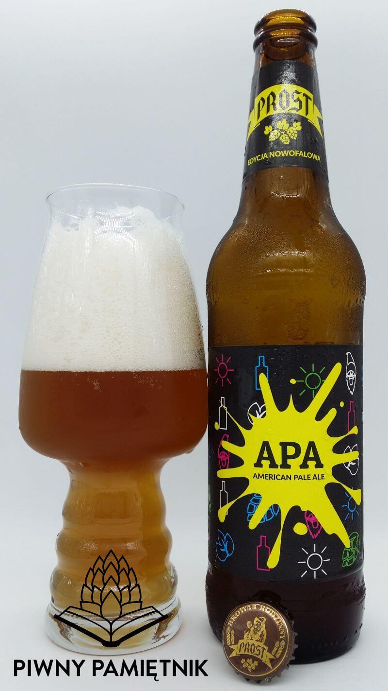 APA z Browaru Prost