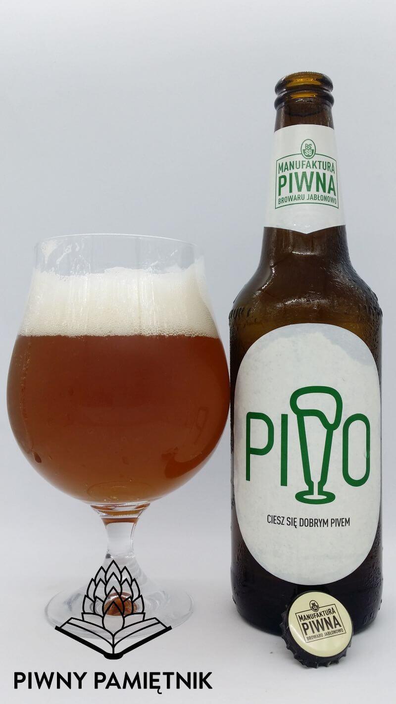 Pivo z Manufaktury Piwnej Browaru Jabłonowo