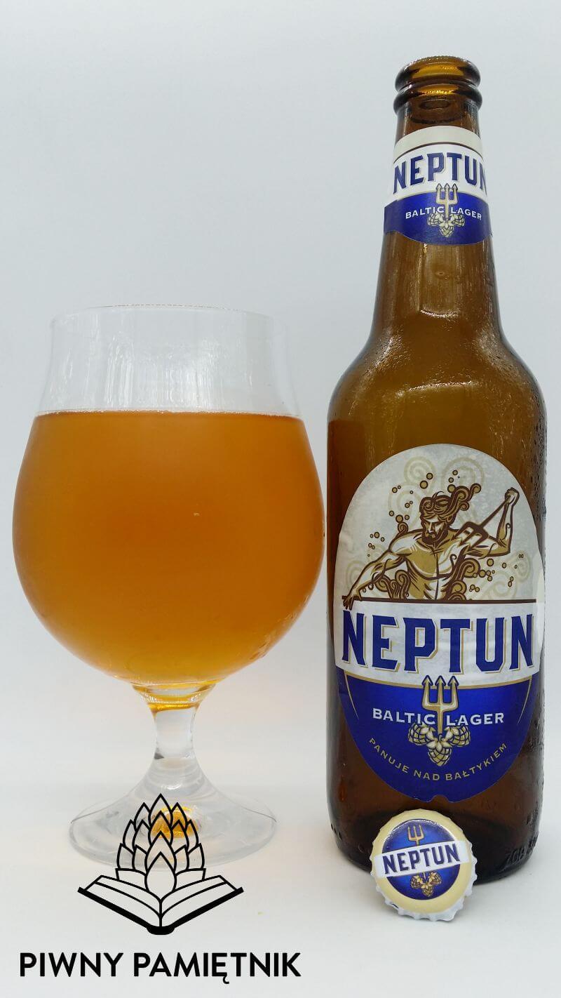 Neptun z Browaru Amber