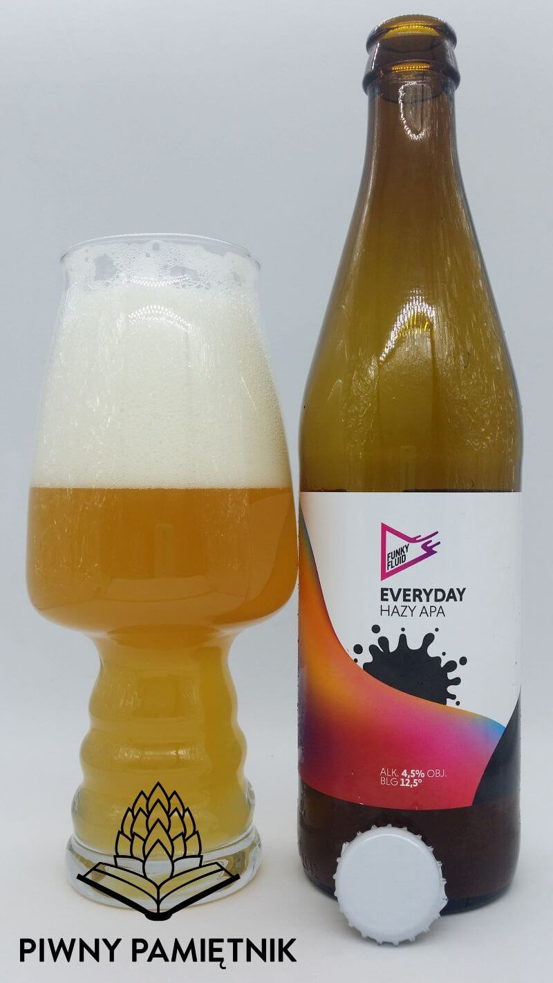 Everyday Hazy APA z Browaru Funky Fluid
