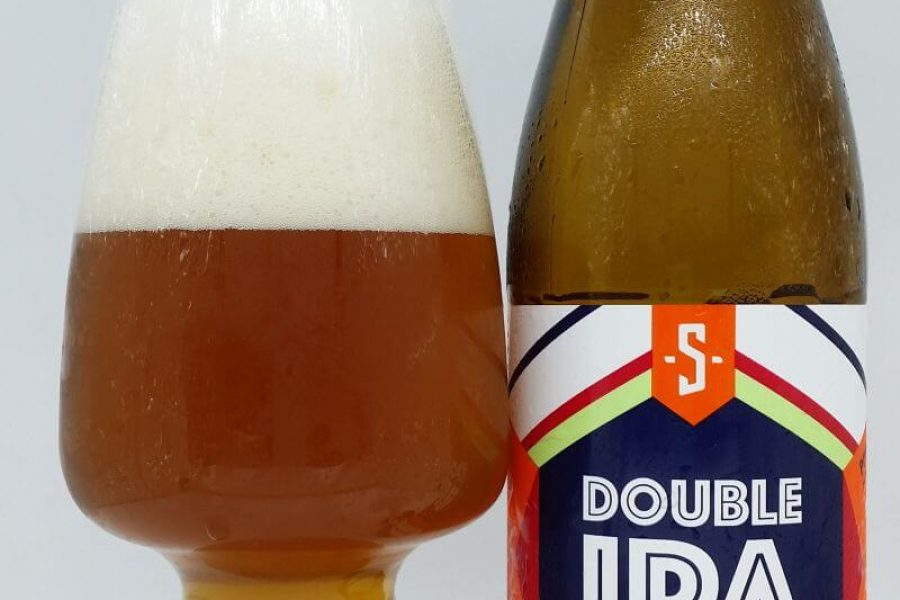 Double IPA z Browaru Szpunt